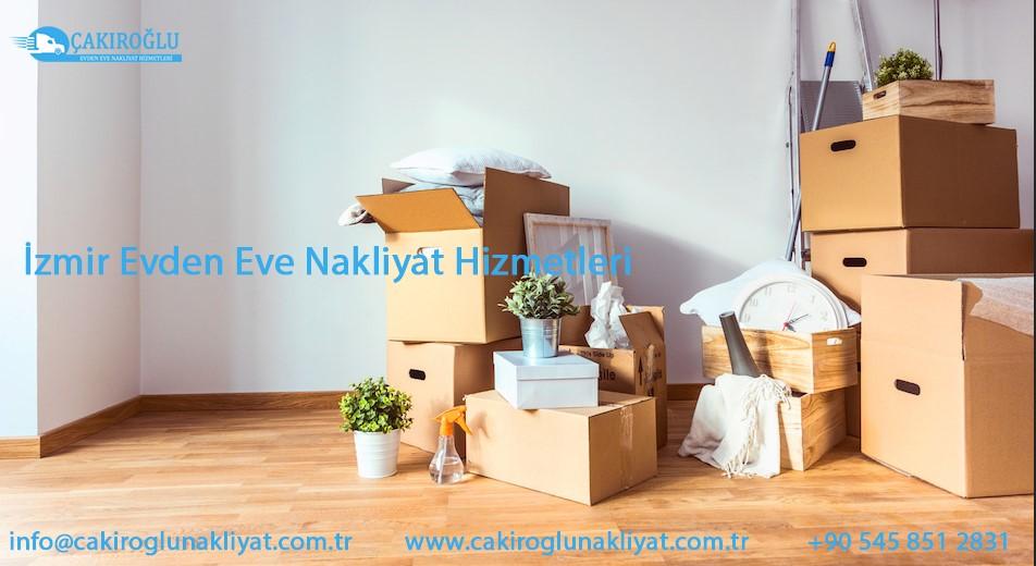İzmir Evden EveNakliyat cakiroglunakliyat.com.tr